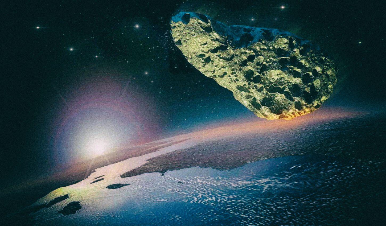 Правительство США изучает способы уничтожения астероидов