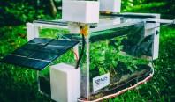 Автономная смарт-ферма поглощает воду из воздуха