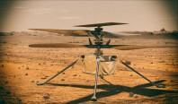 Вертолет NASA совершил первый атмосферный полет на другой планете