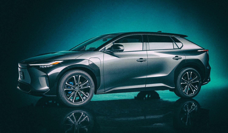 Первый электромобиль Toyota Beyond Zero выедет на дороги в 2022 году