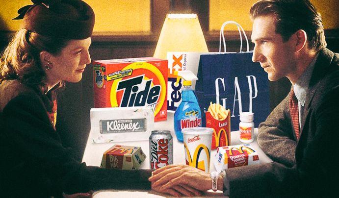 Новая технология вставляет рекламу в старые фильмы