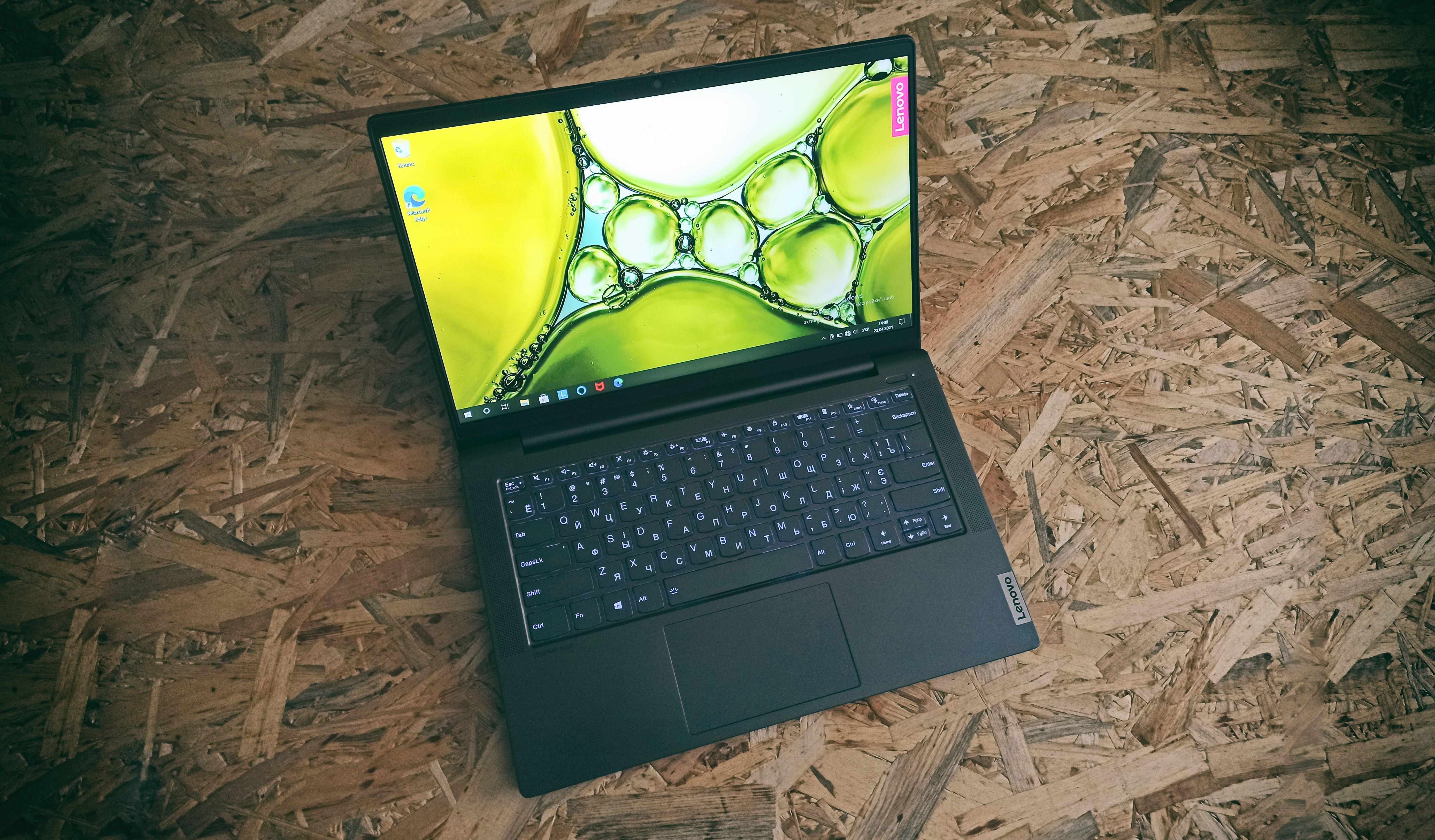 Обзор Lenovo ideapad 5 14ITL0: Мощная машина для работы