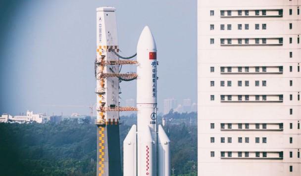 Китай планирует межзвездную космическую миссию