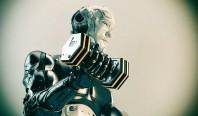 Военные создают роботов с биологическими мышцами