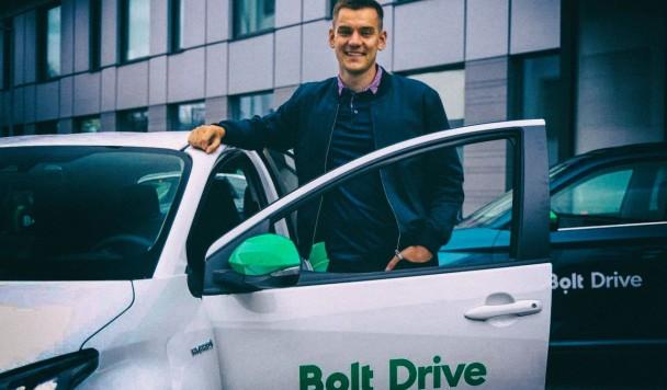 Bolt инвестирует 20 млн евро в запуск сервиса каршеринга Bolt Drive