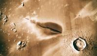 Свежее извержение вулкана на Марсе повышает шанс найти подземную жизнь