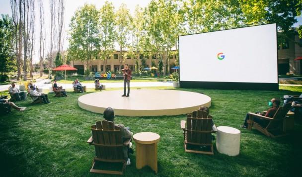 Android 12, новые функции приложений и другие важные новости от Google