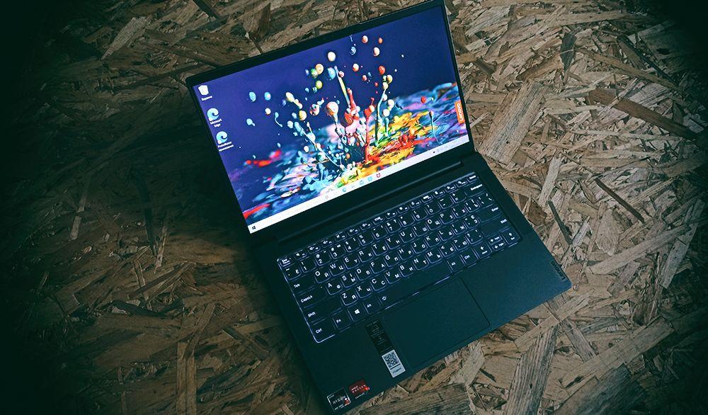 Обзор Lenovo Yoga Slim 7: Ноутбук для любых задач
