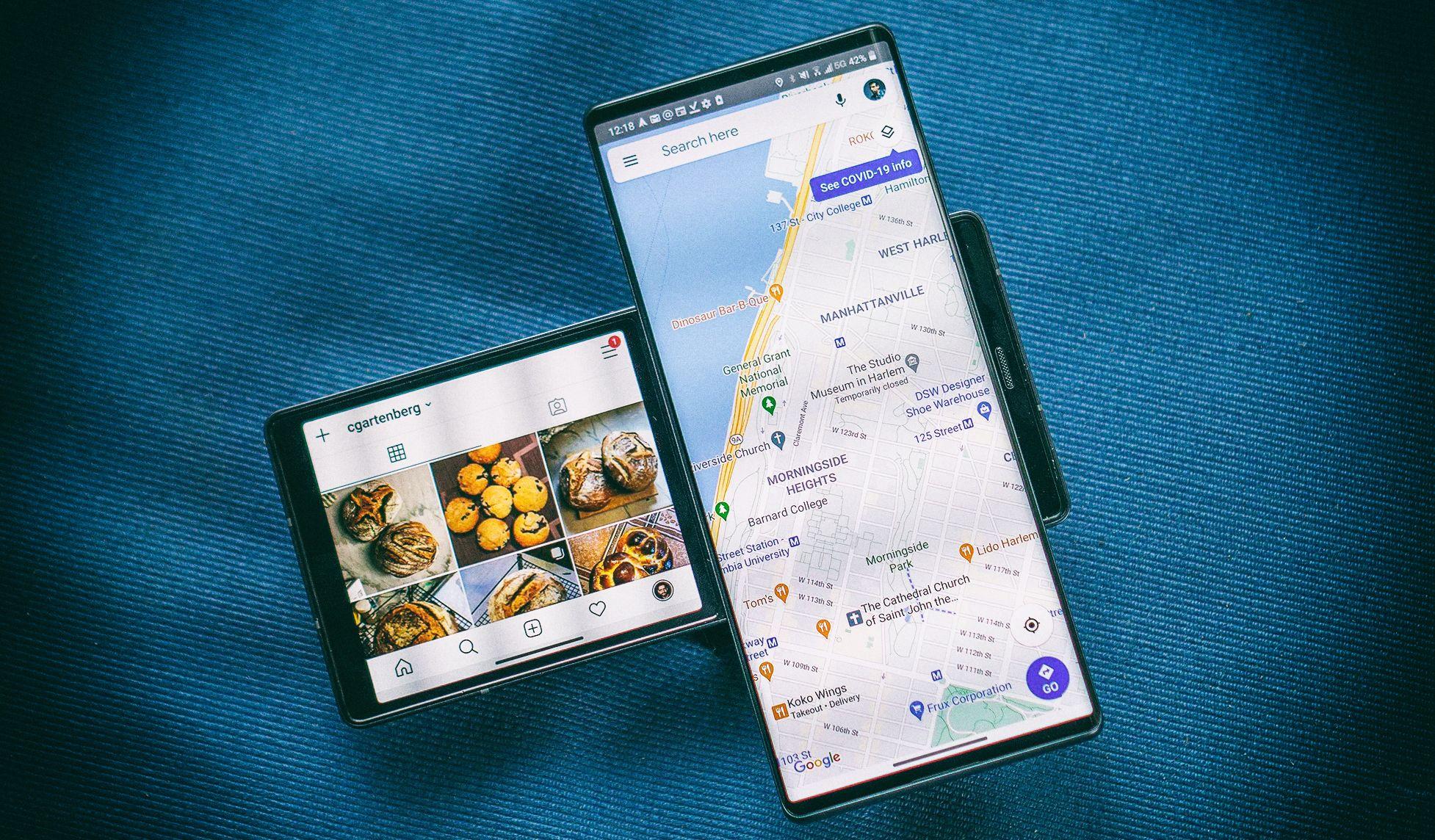 LG окончательно прекратила производство смартфонов