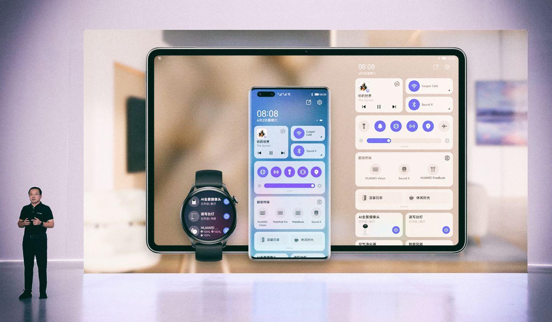 Huawei представила операционную систему-конкурента для Android