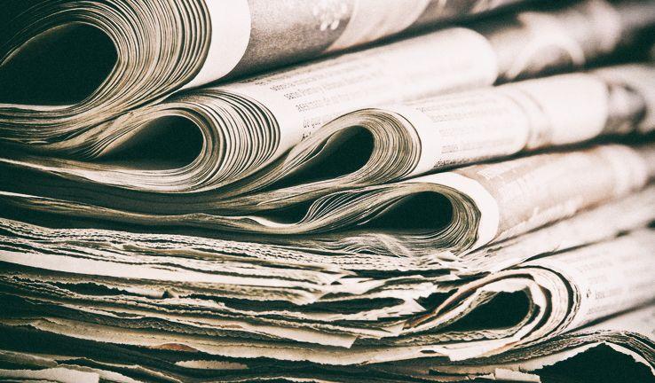 За 6 лет количество читателей печатных изданий в Украине уменьшилось на 74%
