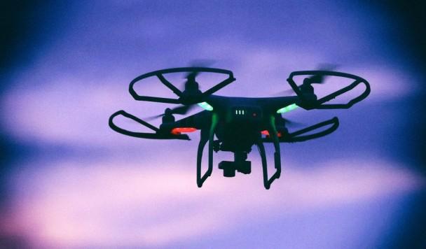 Разработан дрон, который реагирует человеческие крики