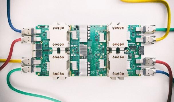 Google использует искусственный интеллект для разработки нового поколения чипов