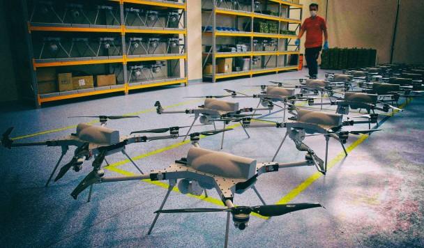 Ученые снова призывают запретить дронов-убийц