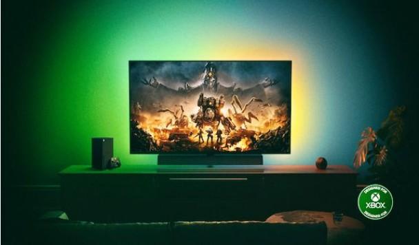 Представлен первый в мире монитор, созданный специально для Xbox