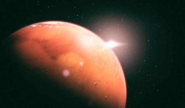 NASA выявило десятки подземных озер на Марсе