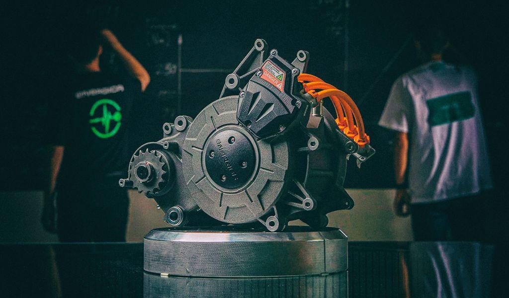 Новый двигатель может сделать электромотоциклы эффективными