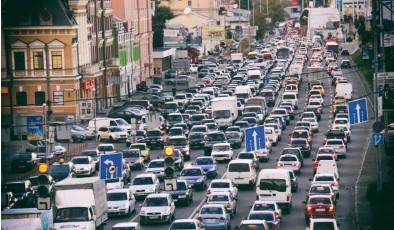 Украинские водители не готовы отказаться от авто, чтобы уменьшить пробки