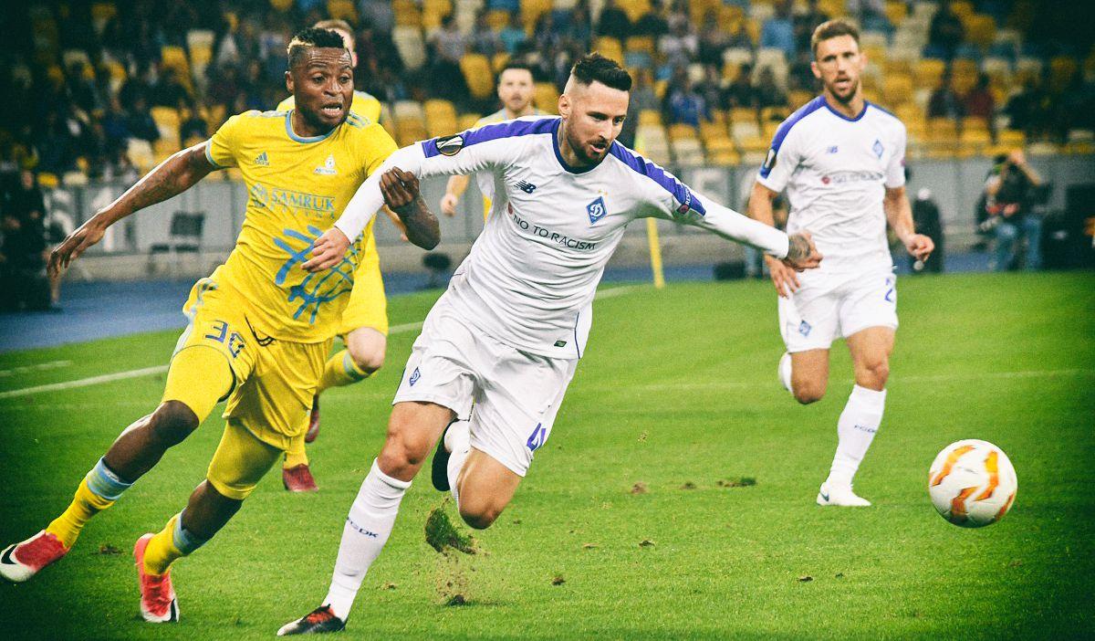 Украина и Казахстан: история противостояния в еврокубках