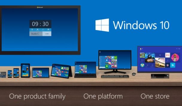 Сюрприз от Microsoft. Windows 9 не существует