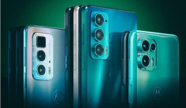 Motorola представила смартфоны со 108-мегапиксельными камерами