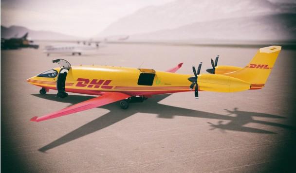 DHL Express планирует доставлять посылки электросамолетами