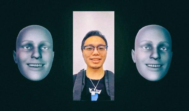 Умное ожерелье отслеживает мимику и считывает эмоции пользователя