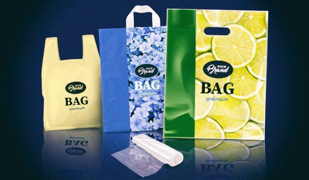 Виды упаковочных материалов в торговле