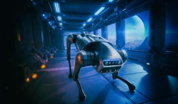 Xiaomi представила четвероногого робота CyberDog