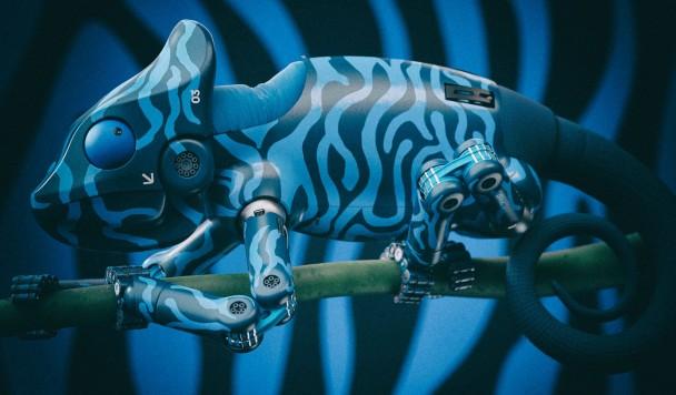 Создан робот-хамелеон, умеющий маскироваться под цвет своего окружения