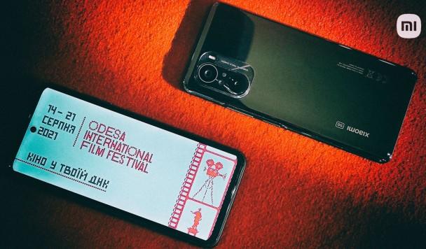 Xiaomi стала партнером Одесского международного кинофестиваля