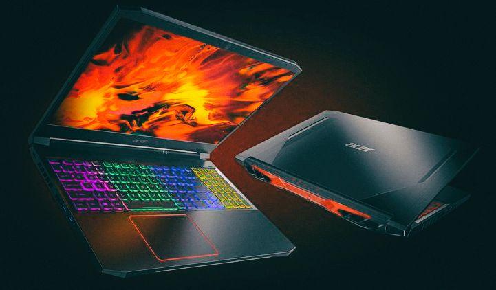От чего зависит цена игрового ноутбука: выясняем на примере ACER Nitro 5