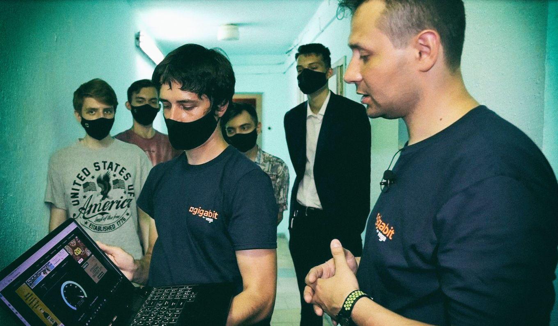 Компания Vega Telecom провела мастер-класс для студентов Государственного университета телекоммуникаций