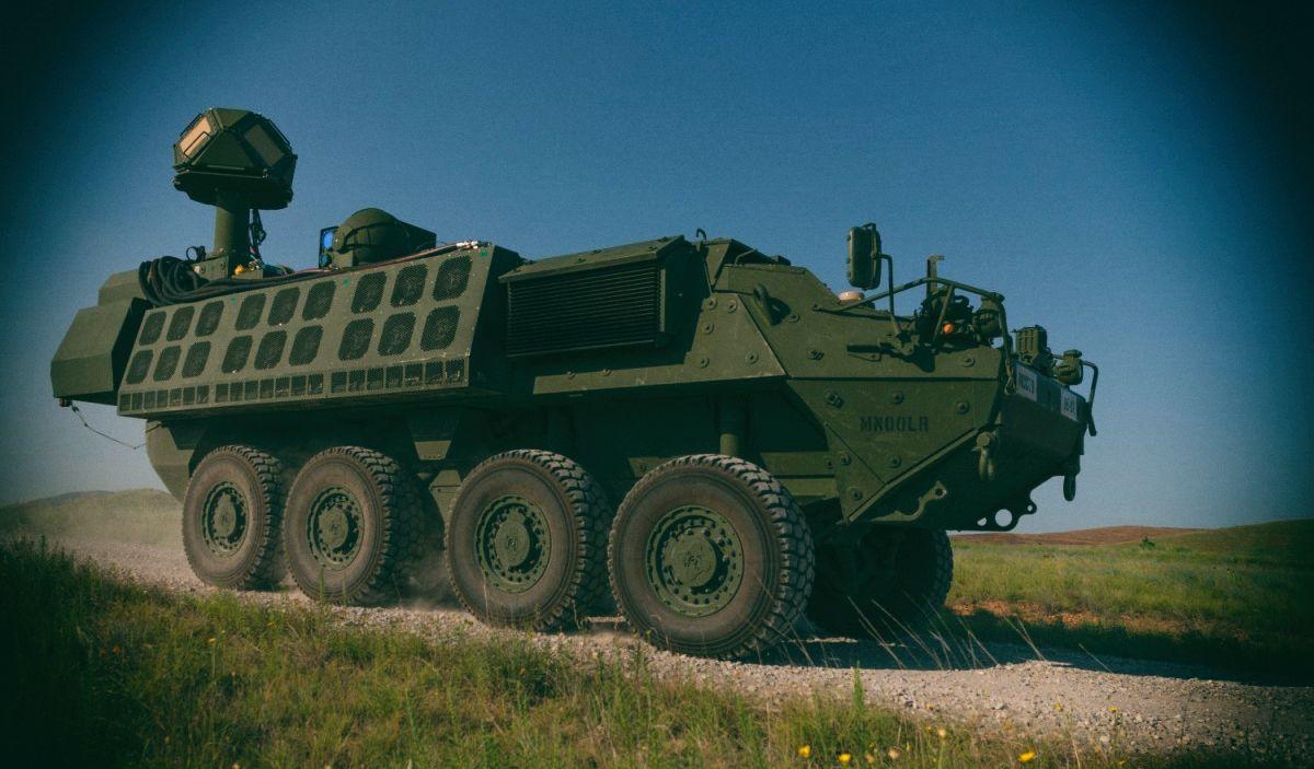 Армия США приняла на вооружение прототип лазерного оружия