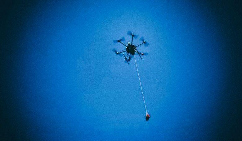 Спасательный дрон с дефибриллятором прошел первые испытания