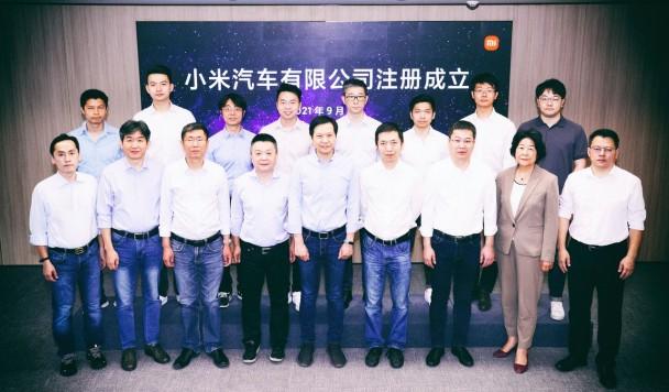Начался новый этап в производстве умных электромобилей Xiaomi