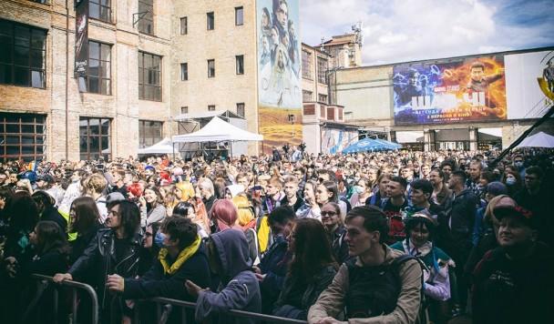 Фестиваль Comic Con Ukraine 2021 собрал рекордное количество гостей