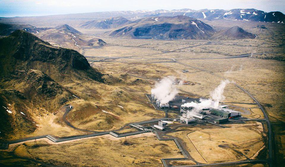 Стартует крупнейшая на планете установка по удалению углекислого газа из атмосферы