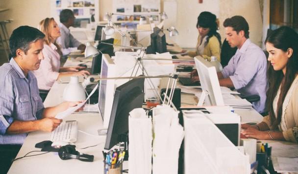 Низкое качество воздуха на рабочем месте снижает работоспособность