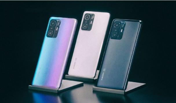 Xiaomi представила новые флагманские смартфоны линейки Xiaomi 11T