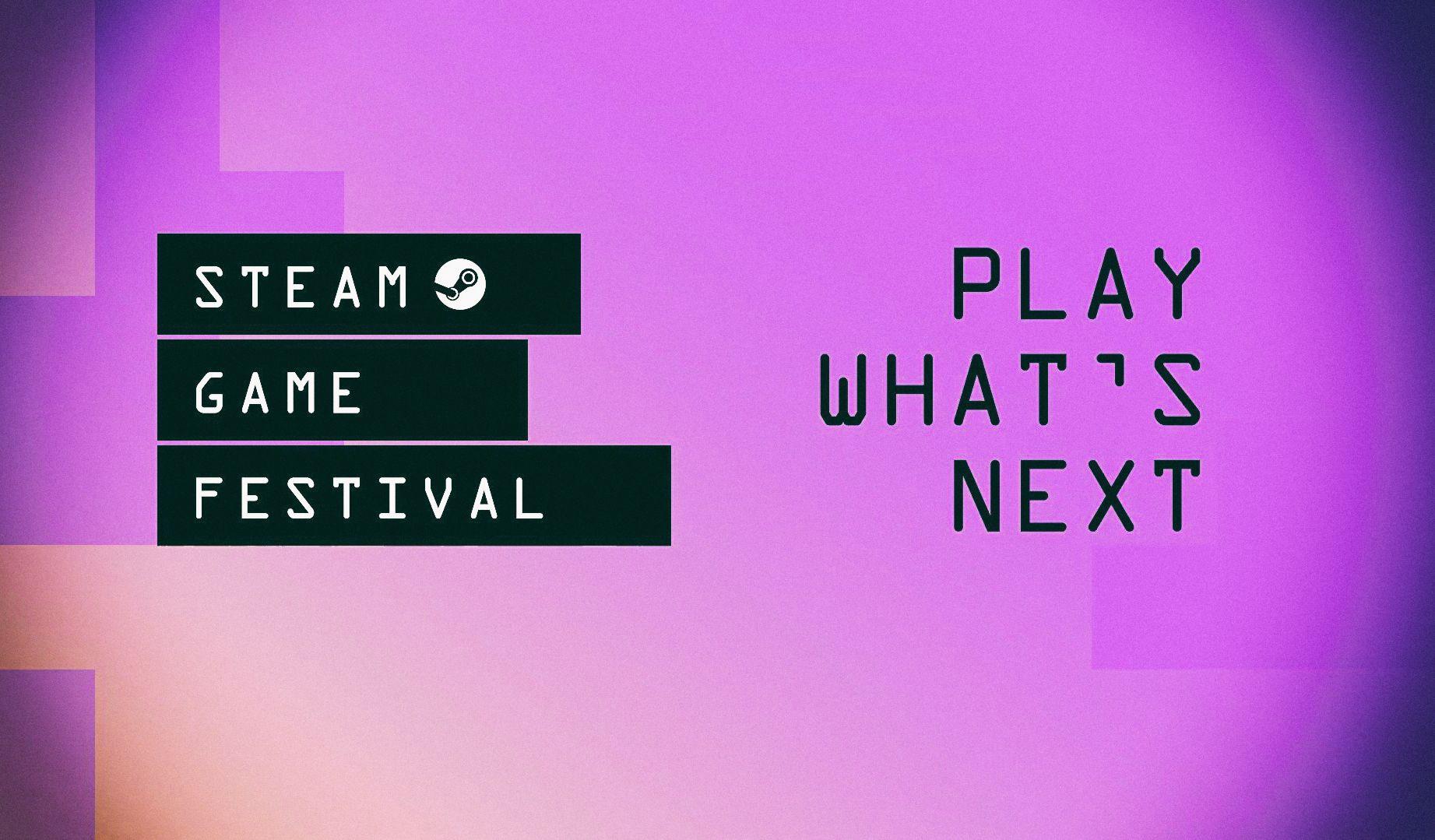 Steam объявил даты проведения осеннего фестиваля «Играм быть»