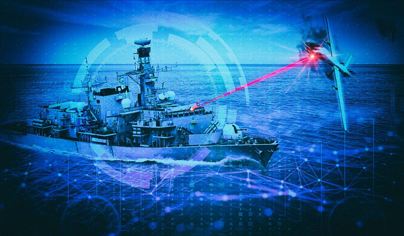 Великобритания готовится испытать лазерное оружие на суше и море