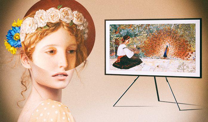 Samsung проводит конкурс для художников и фотографов ART The Frame