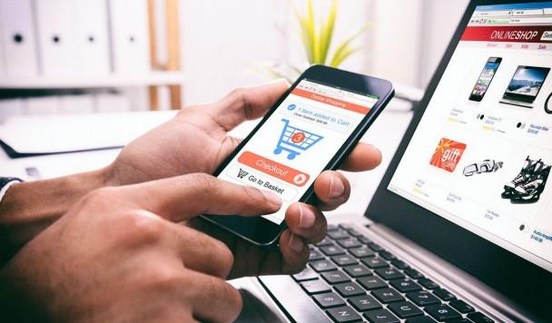 Расходы потребителей в приложениях для ритейла выросли на 154%