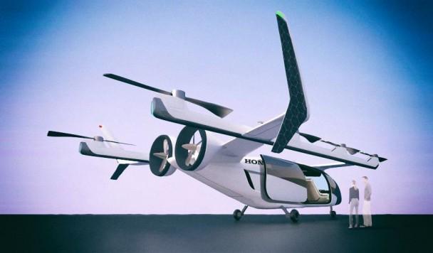 Аэротакси, космос и роботы: Необычные технологии компании Honda