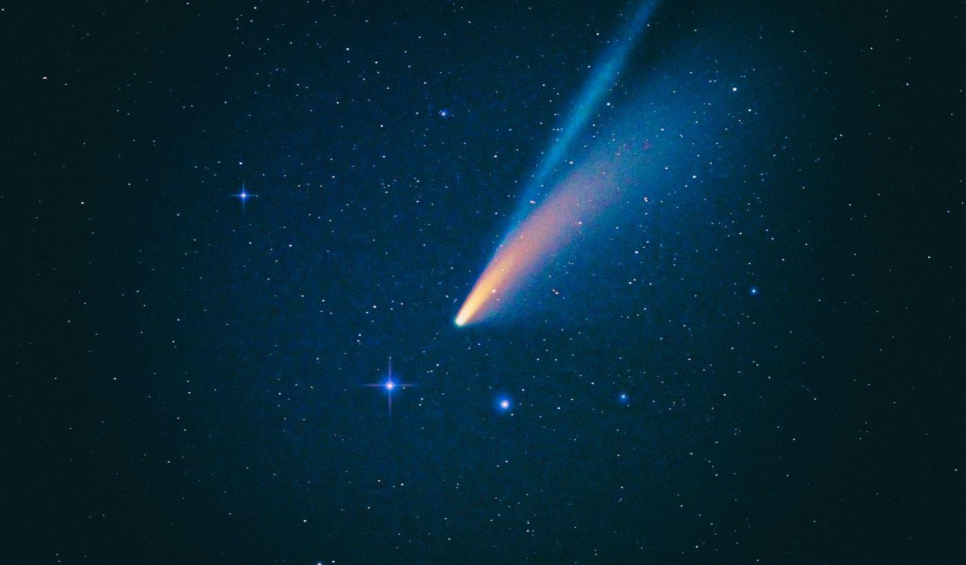 Обнаружена самая большая комета в истории наблюдений