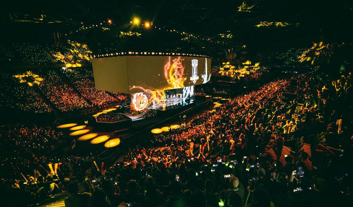 Финал Worlds 2021 покажут в 70 кинотеатрах Европы