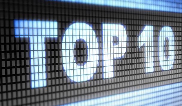 Топ-10 сайтов Уанета за сентябрь