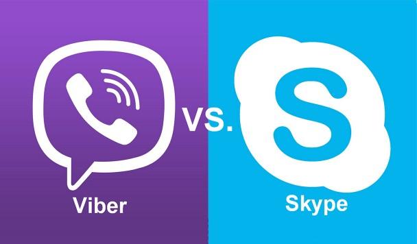 Выживет ли Skype после триумфа Viber?