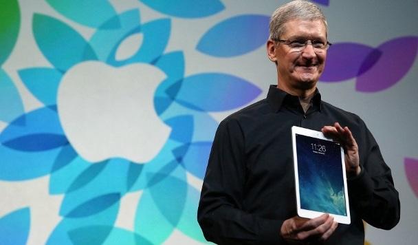 Новые планшеты от Apple не заставят себя ждать